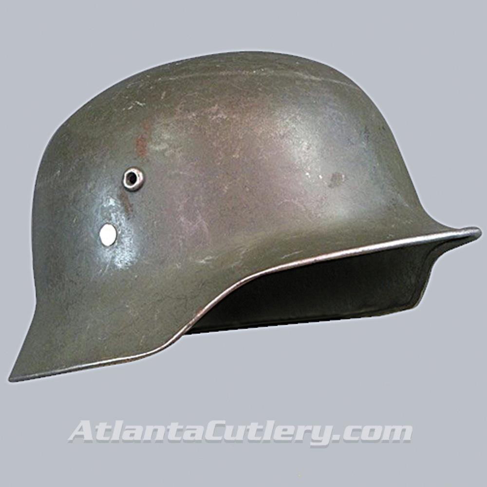 Hungarian M38 WWII Steel Helmet