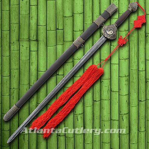 Picture of Jian Damascus Taiji Sword