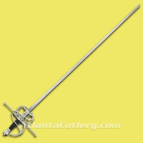 Picture of Fencing Rapier, Schlaeger Blade