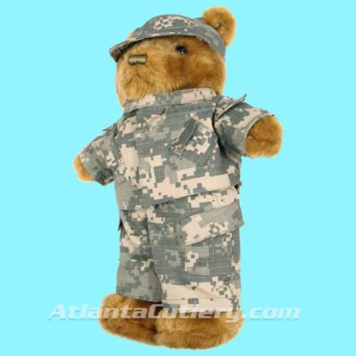 Picture of Military Bear