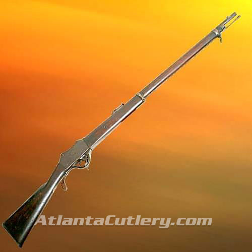 Picture of Nepalese Gahendra Martini Henry Rifle