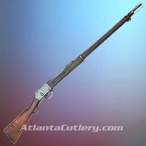 Picture of 1870's Short Lever Martini Henry Rifle