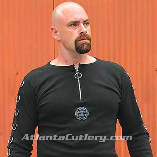 Picture of Celtic Biker Long Sleeved T-Shirt