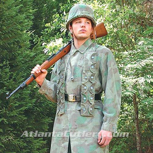 Picture of German WWII Splinter Camo Paratrooper Smock