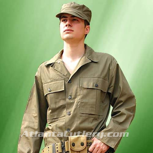 Picture of U.S. WWII HBT Jacket
