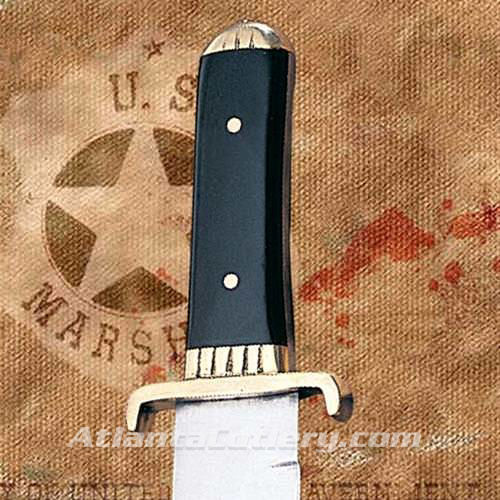 Picture of Horn-Handled Bowie Knife