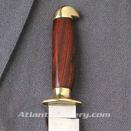 Picture of Western Rosewood Bowie Knife