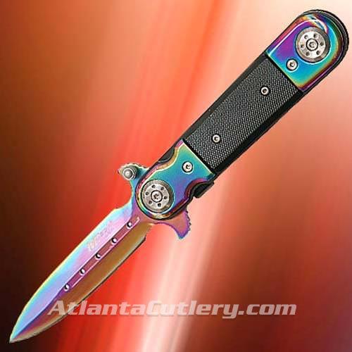 Picture of Rainbow Tandem Stiletto