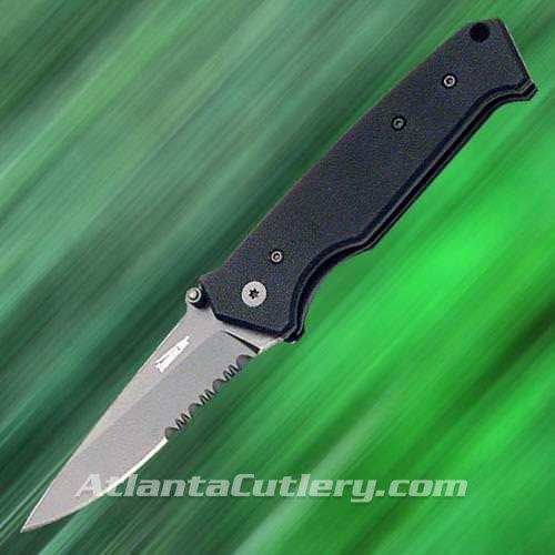 Picture of Vallotton Signature™ Large Combo Edge Knife