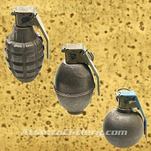 Picture of US GI Dummy Grenade Set