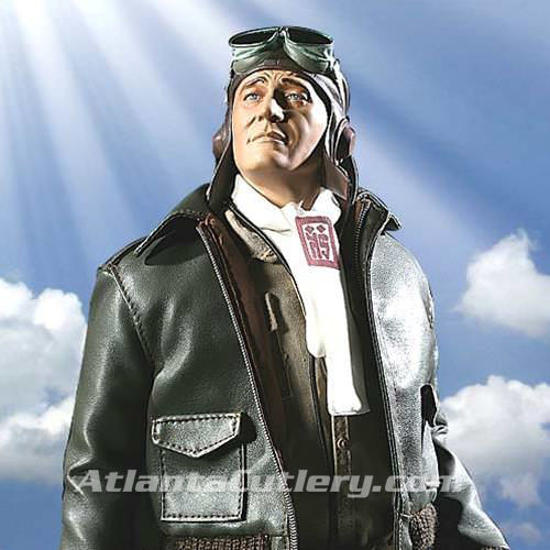 Picture of John Wayne Flying Tigers Pilot Figure