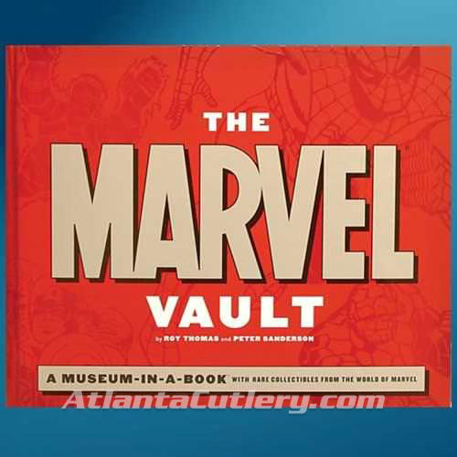 "Picture of ""The Marvel Vault"" Hardcover Book"