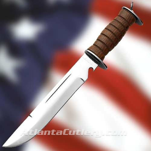Picture of E.G. Waterman US WWII Fighting Knife