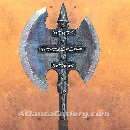 Picture of Vanaheim Double Blade Axe - Latex