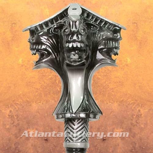 Picture of Atlantean War Mace - Latex