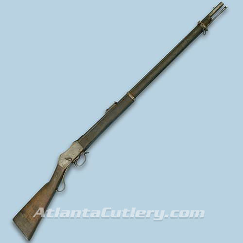 Picture of Martini Henry Infantry Rifle Untouched No Markings