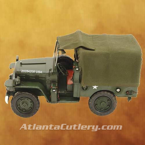 Picture of US WWII 3/4 Ton 4 x 4 Truck