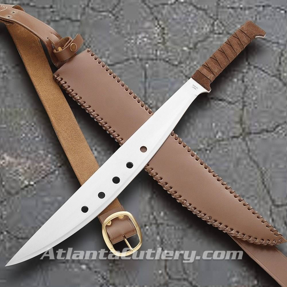 Genesis Machete with Sheath - Zombie Apocalypse Weapons