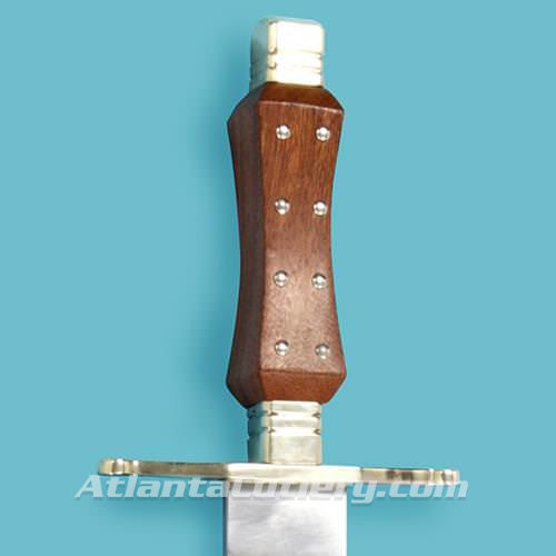 Picture of Box Handle Bowie Knife