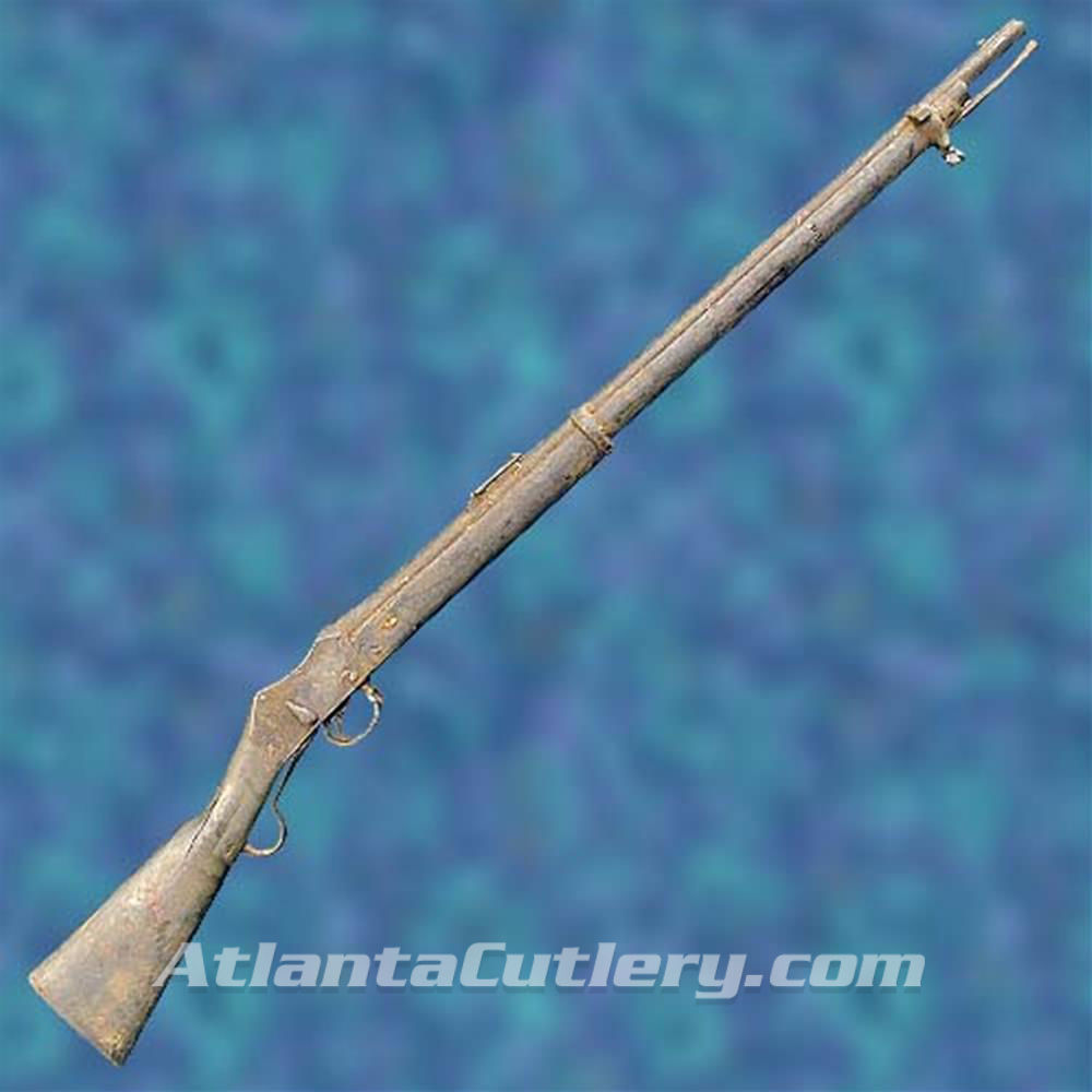 Picture of P-1871 Martini Henry Short Lever 1870's Dated British Rifle Untouched