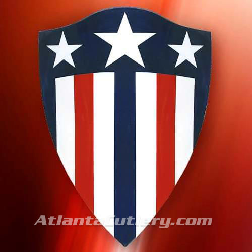 Picture of Captain America 1941 Shield, Heater Shaped