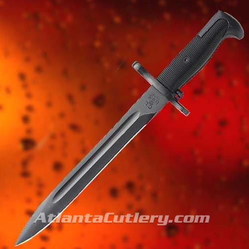 Picture of M1 Bayonet New Manufacture Style with Scabbard
