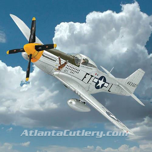 Picture of Die-Cast P-51D Mustang