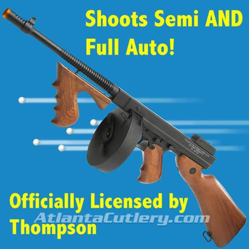 Picture of Thompson 1928 Softair BB Machine Gun