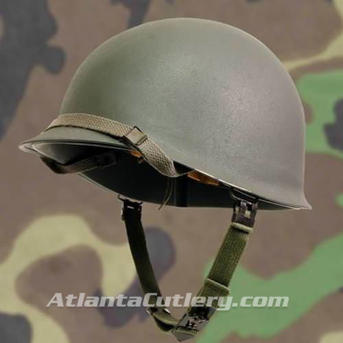 Picture of US Style M1 Helmet with Liner