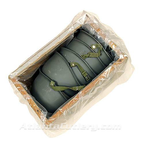 Picture of US Style M1 Helmet with Liner - Factory Crate of 5