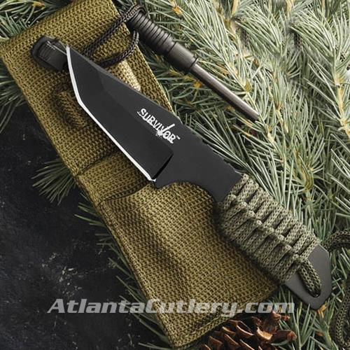 Picture of Camp Tanto with Fire Starter