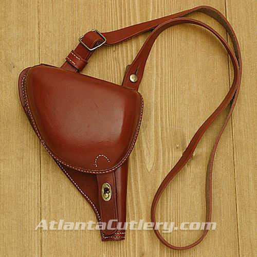 Picture of French 1873/1892 Reproduction Revolver Holster