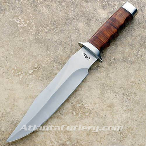 Picture of Tactical Fighter Leather Handle