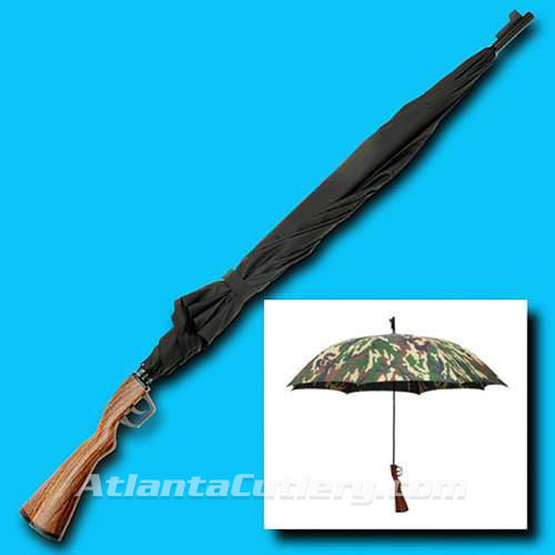 Picture of Rifle Stock Umbrella - Camo or Black