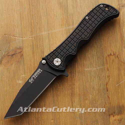 Picture of Grid Handle Tanto Point Knife