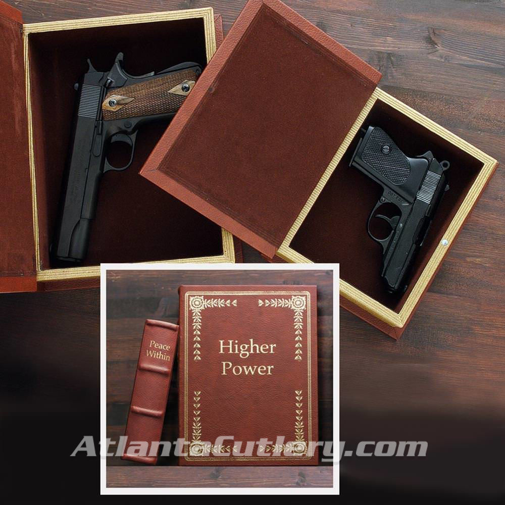 Picture of Diversion Book Set with Hidden Gun Compartment