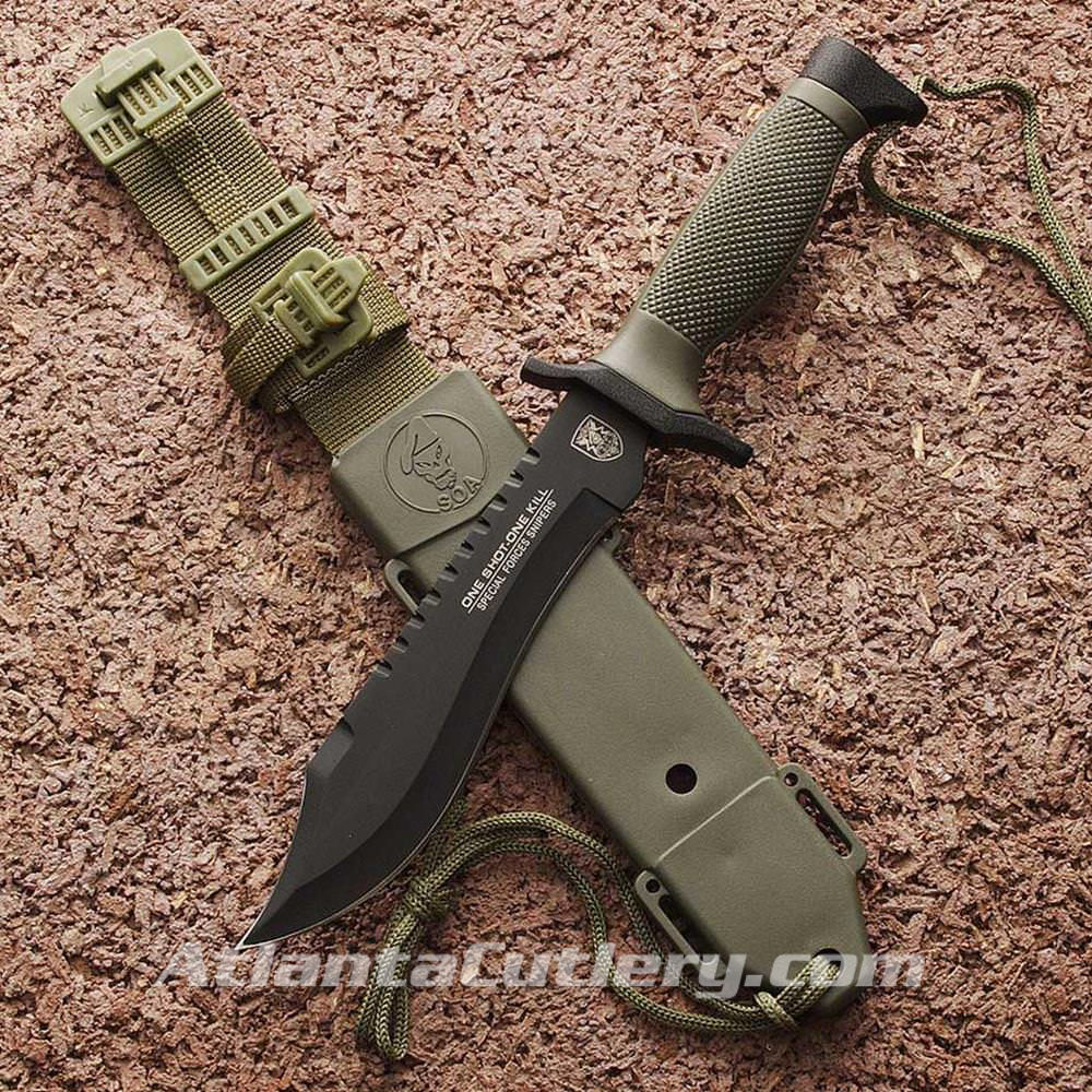 Picture of SOA Serpentine Knife