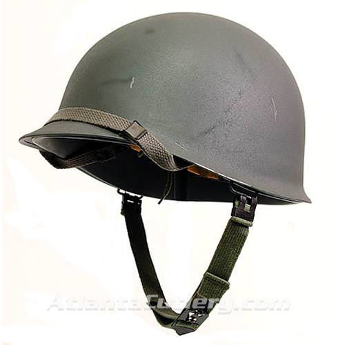 Picture of US Style M1 Helmet with Liner - Used