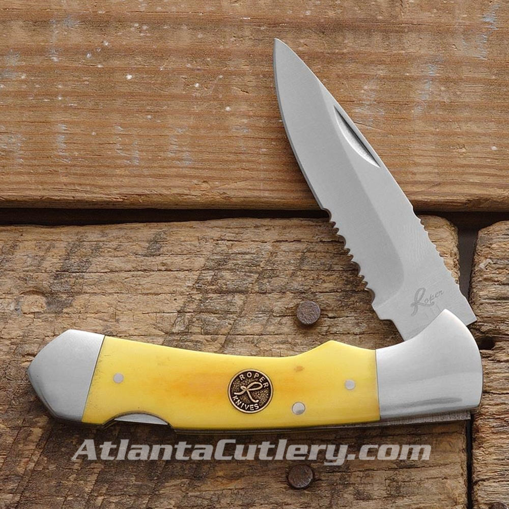 Picture of Roper Drop Point Folder