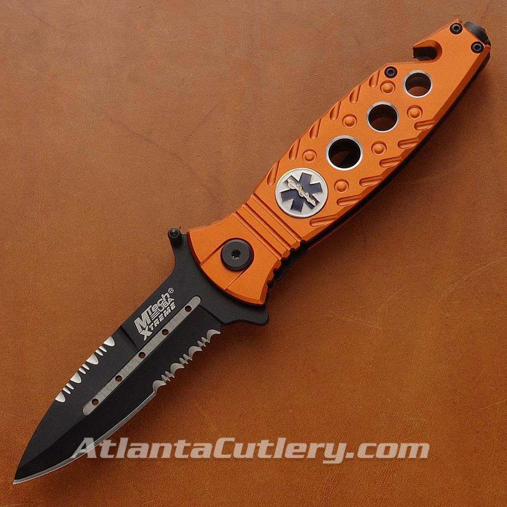 Picture of Emergency Knife Orange