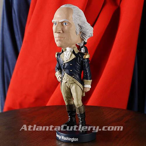 Picture of George Washington Bobblehead