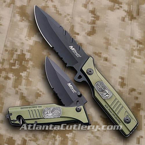 Picture of Military Tough Rangers Knife Set of 2