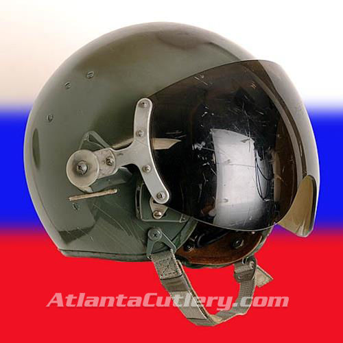 Picture of Russian ZS-5 Pilot Helmet