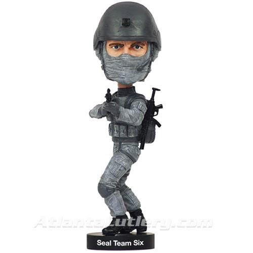 Picture of Navy Seal Team Six Bobblehead
