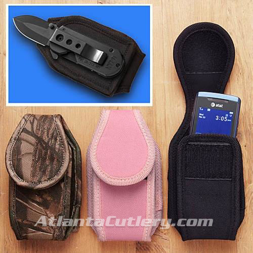 Picture of ACC Patented Pink Cell Phone Holder Knife
