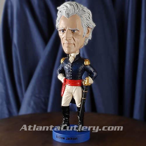Picture of Andrew Jackson Bobblehead