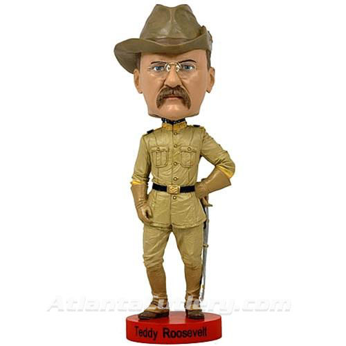 Picture of Teddy Roosevelt Bobblehead