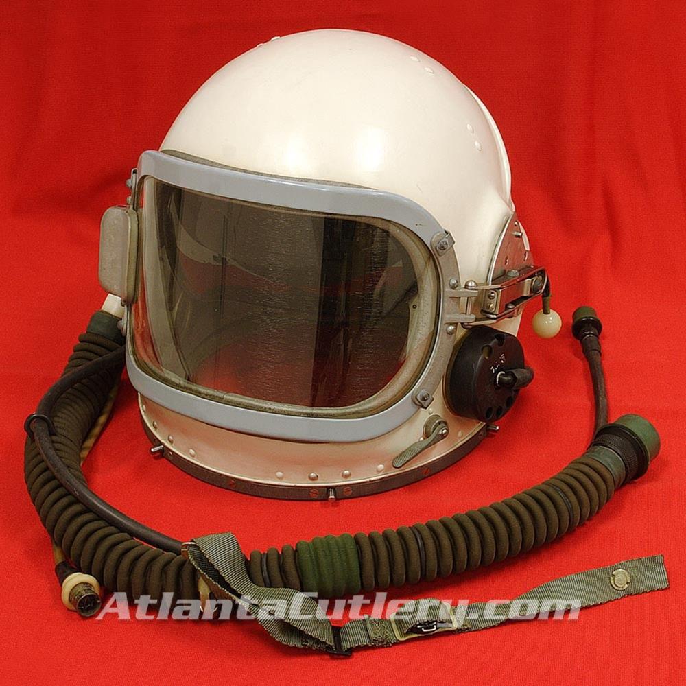Picture of Russian MIG Jet Pilot Helmet