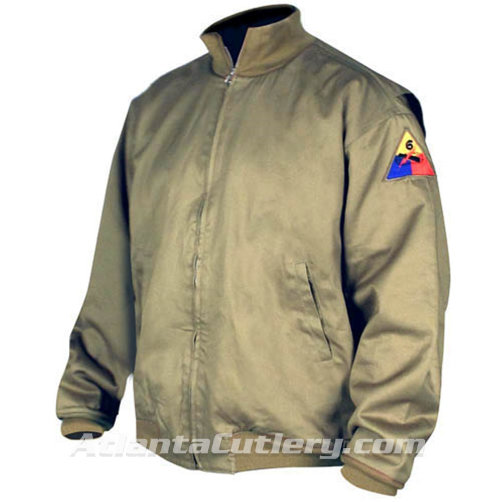 Picture of US WWII Tanker Jacket