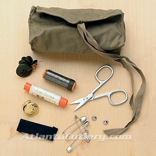 Picture of Italian Military Surplus Sewing Kits (Set of 3)